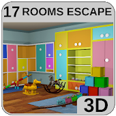 3D Escape Puzzle Kids Room 2