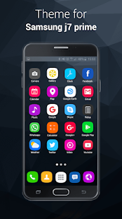 Themes Launcher For Samsung J7 Prime Wallpaper Hd Apps On Google Play