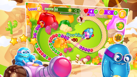 Candy Legend- screenshot thumbnail