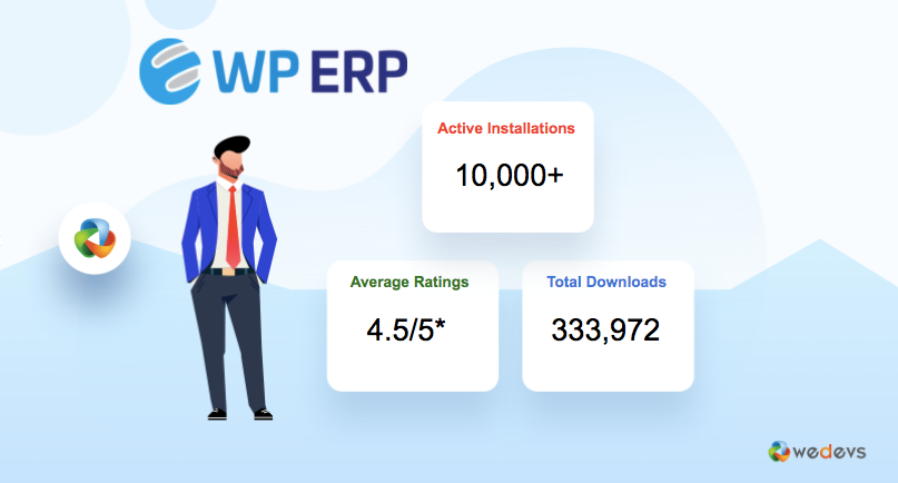 WP ERP Stats