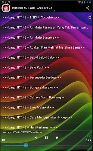 Lagu JKT 48 Lengkap APK | APKPure ai