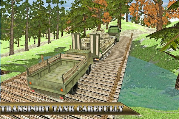 Army Truck Driver: Cargo 3D - screenshot