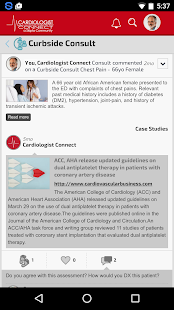 Cardiologist Connect- screenshot thumbnail