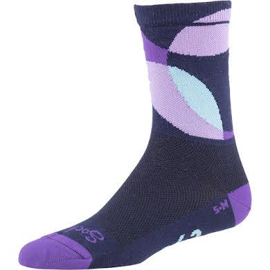 All-City Dot Game Socks