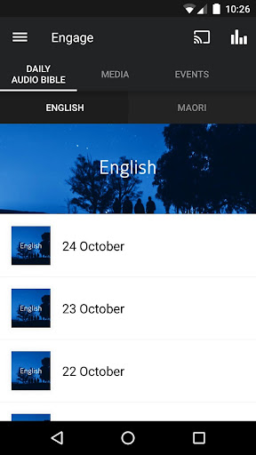 Engage: Youth Daily Bible App