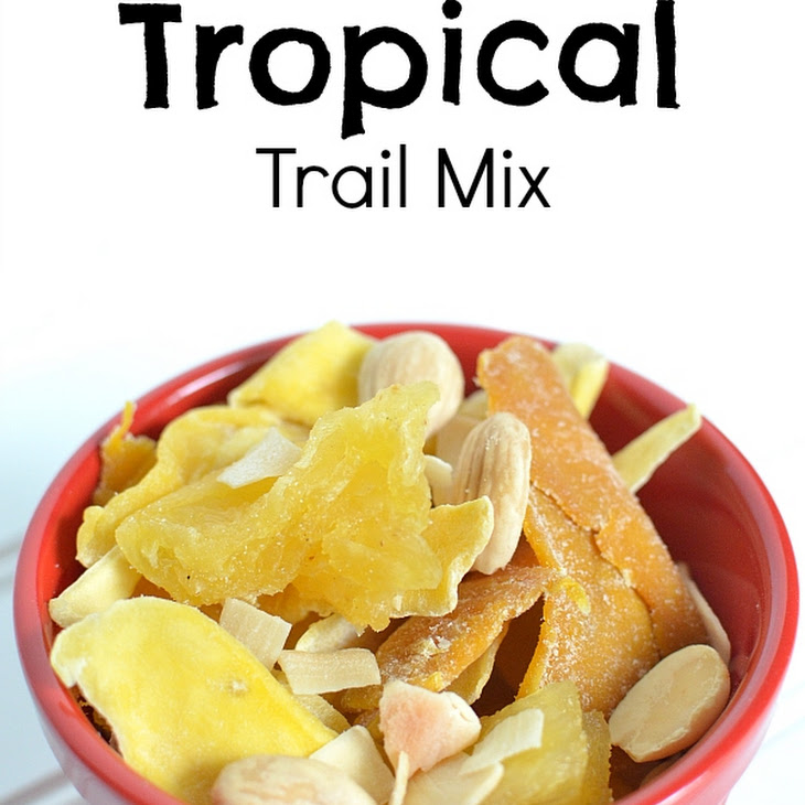 Tropical Trail Mix Recipe | Yummly