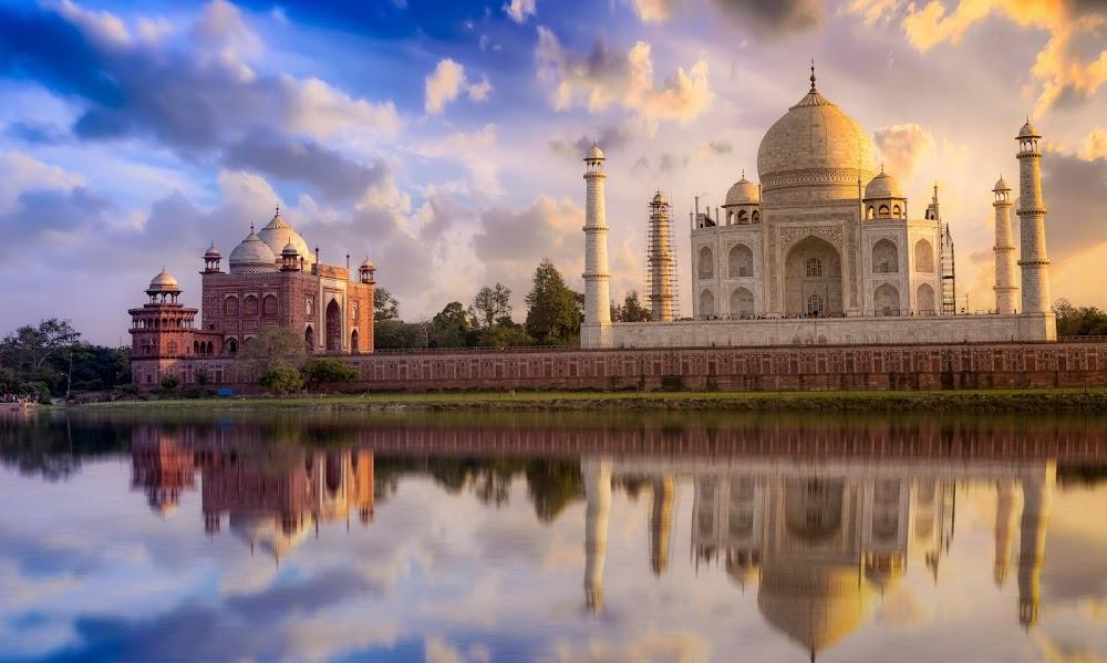 autumn-places-in-india_Agra