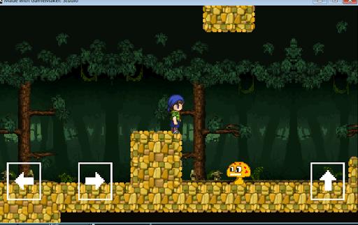 Télécharger The Running Jungle  APK MOD (Astuce) screenshots 3