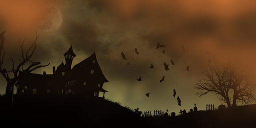 Scary Halloween Live Wallpaper  screenshots 6