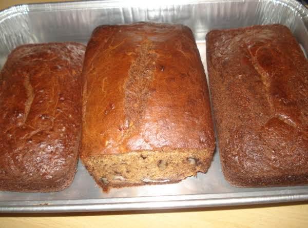 Mexican Banana Nut Rum Bread