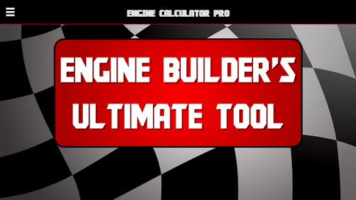 Engine Calculator Pro