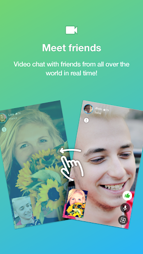 VVID - Video Chat & Discover screenshot
