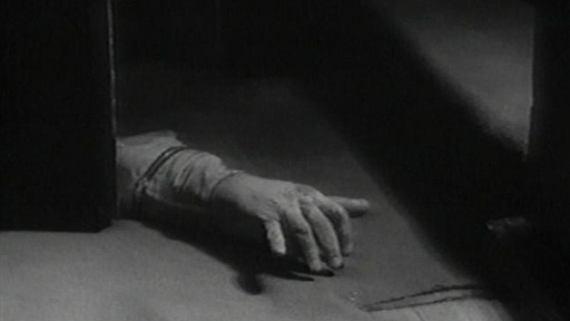 The creppy crawling hand