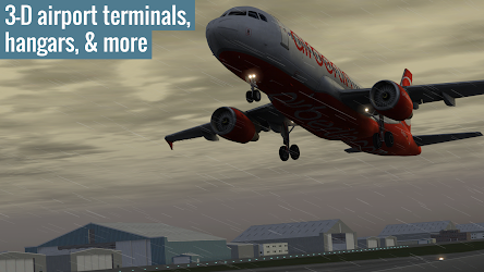 X-Plane 10 Flight Simulator Mod 10.7.0 Apk [Unlimited Money] 1