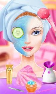 Princess Makeup Salon-Fashion- صورة مصغَّرة للقطة شاشة