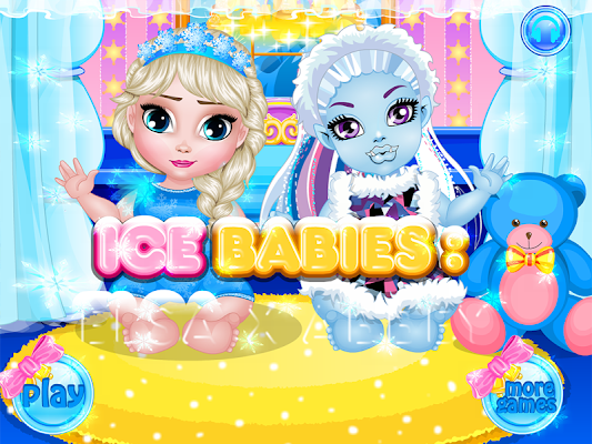 Ice Babies - screenshot