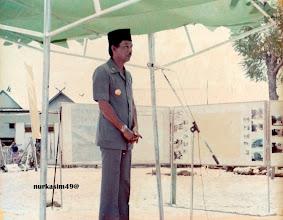 Photo: Abustam, Walikotamadya Kepala Daerah Tingkat II Ujung Pandang (4-7-1978 sd. 4 -7-1983).
