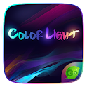 Color Light GO Keyboard Theme icon
