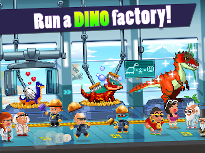 Dino Factory MOD 1.2.2 (Unlimited Money) APK 8