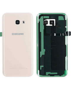 Galaxy A5 2017 Back Cover Pink