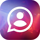 Profile pictures for WhatsApp icon