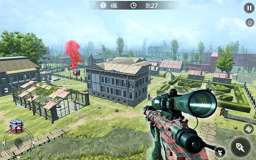Call of Battle Killer - Fps Gun Shooting Strike  screenshots 6