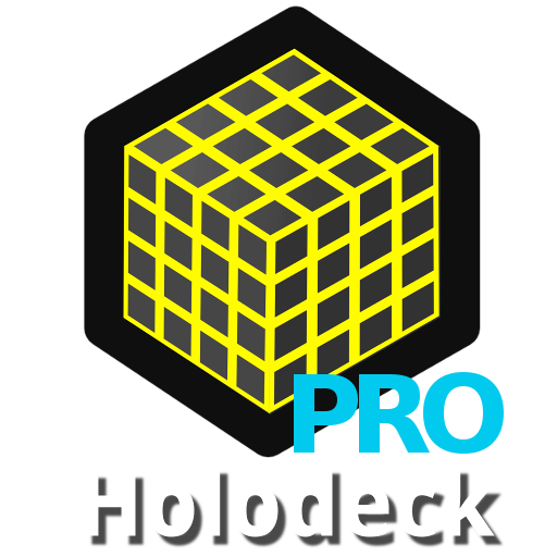 Holodeck Pro HD 360 VR Cubemap Viewer