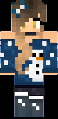 Minecraft Christmas Skins.Christmas Nova Skin