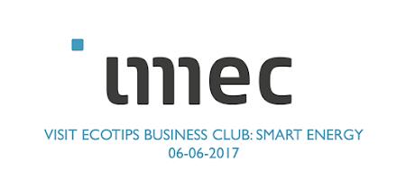 EVENTVERSLAG ecoTips Bizzclub bij imec op 6 juni 2017
