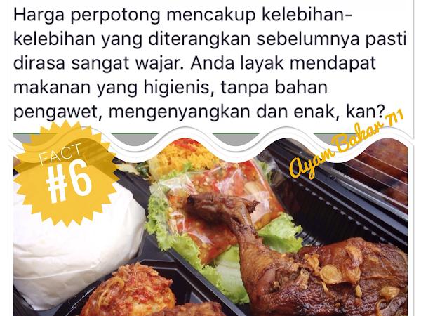 Ayam Bakar 711