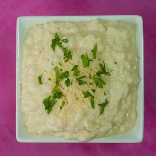Creamy Parmesan Rice.