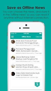 Saku News App (SAKU.CO.ID)- screenshot thumbnail