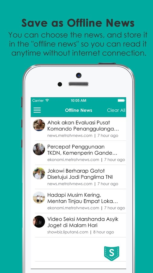 Saku News App (SAKU.CO.ID)- screenshot