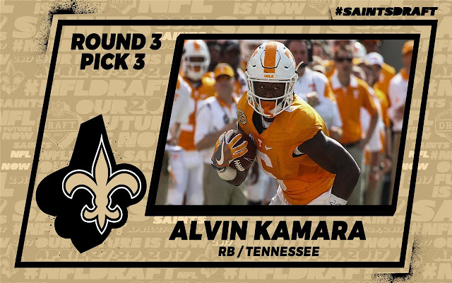Alvin Kamara Themes New Tab