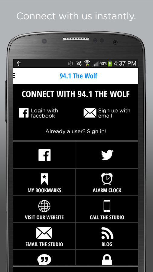 94.1 The Wolf- screenshot
