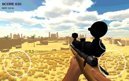 Sniper Killer: Contract Strike