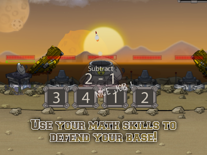 Math Missile- screenshot thumbnail