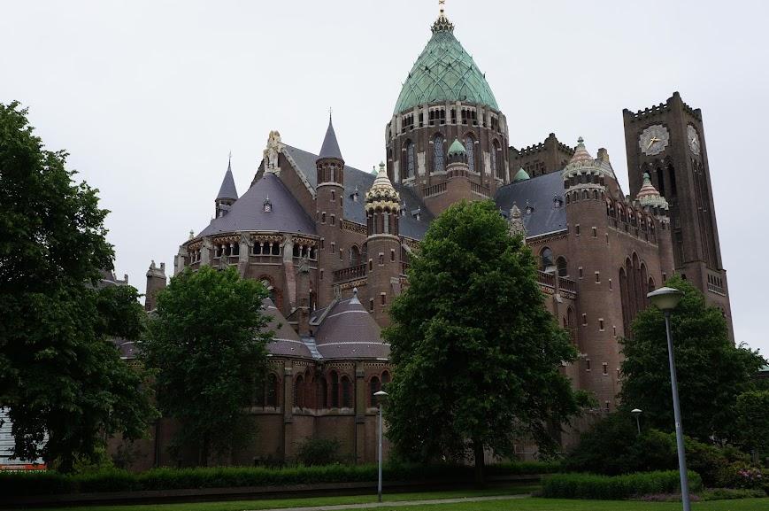 Kathedrale Basiliek St. Bavo, Haarlem, Holland (2014)