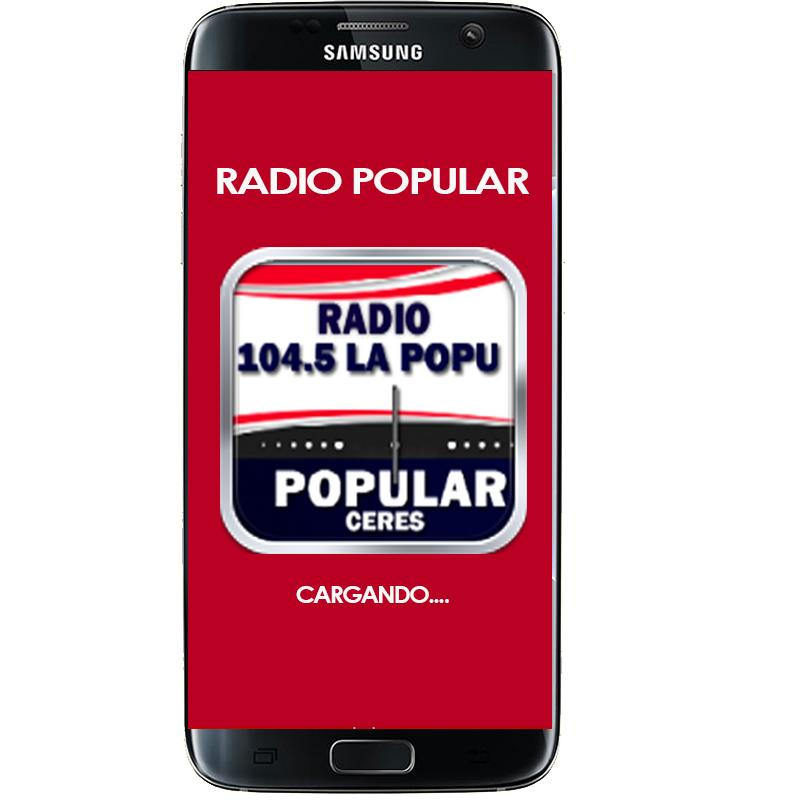 Radio Popular Ceres- screenshot
