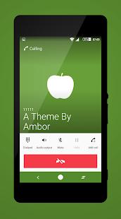 Green Apple Theme - náhled