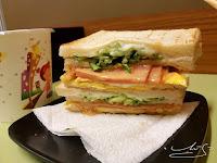 昇美早餐屋成功店(碳烤三明治專賣)