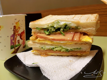 昇美早餐屋(碳烤三明治專賣) 成功店