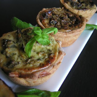 Vegetable Petit Tarts