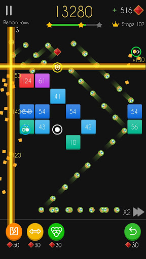 Balls Bricks Breaker 2 - Puzzle Challenge apkdebit screenshots 5