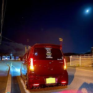 ワゴンRスティングレー MH23S 21年式 ターボのカスタム事例画像 ONOUEさんの2020年09月26日22:17の投稿