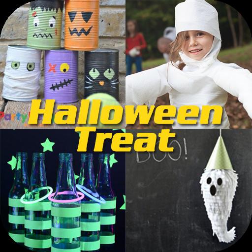 Halloween Treat 遊戲 App LOGO-硬是要APP