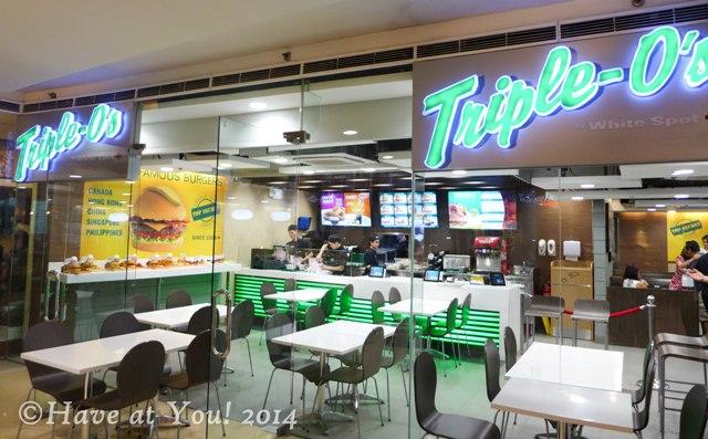 Triple O storefront
