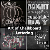Art of Chalkboard Lettering