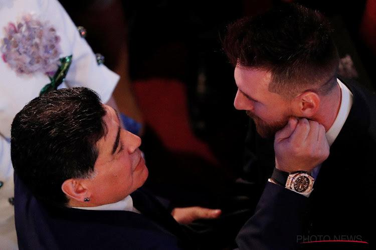 🎥 Toeval bestaat (niet)!? Messi scoorde afgelopen weekend haast identiek doelpunt dan Maradona