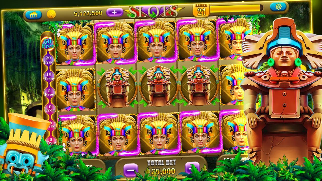 Pharaoh Slot Machines